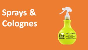 Sprays & Colognes